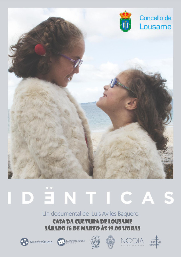 Proxeción do documental Idénticas